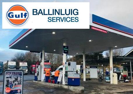 Ballinluig Services