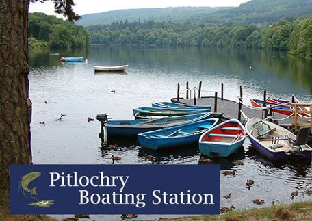 Pitlochry Boating Station