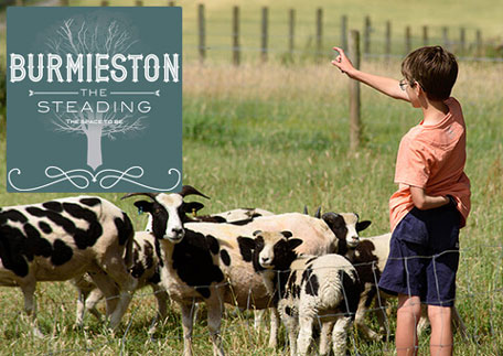Burmieston Farm Steading