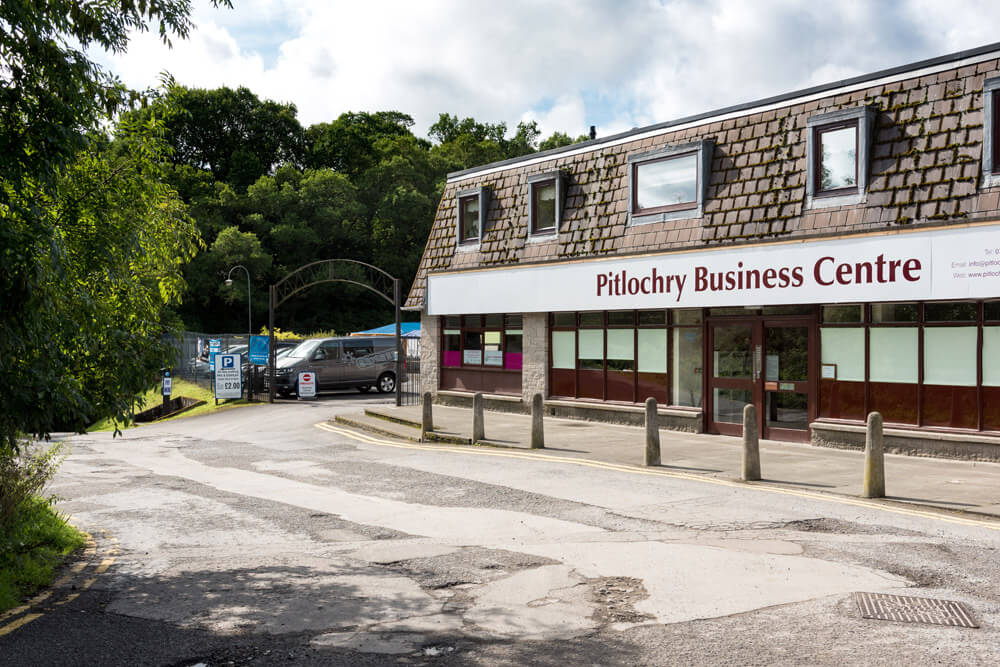 Pitlochry Business Centre